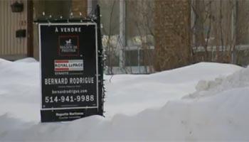 Davantage de propriétaires n'arrivent plus à payer leur hypothèque