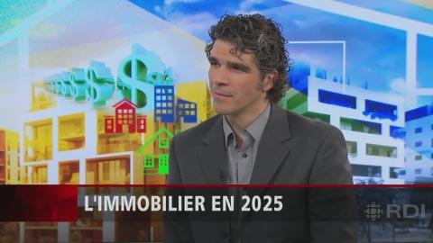 L'immobilier en 2025