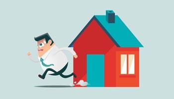 N'abandonnez pas votre maison !